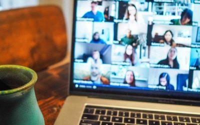 Lesgeven via Teams is nog geen online onderwijs